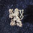 Zlatá jehlice český lev