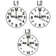 Varianty rytí hodinek