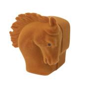 Sametová krabička kůň GD-13-A21