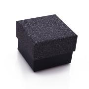 Krabička na šperky se třpytkami SF009-Č