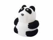 Sametová krabička panda FU-64-2141