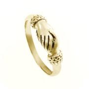 Zlatý prsten ruce 000.00079