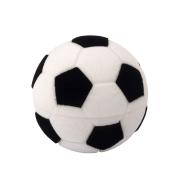 Semišová krabička fotbalový míč FU-96-A25