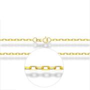 Zlatý řetízek anker žluté zlato 000.00018