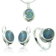 Souprava šperků s opály 840.00001