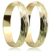 Snubní prsteny P4R3