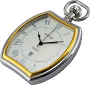 Kapesní hodinky Prim W04P.10180.A - Gravír