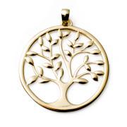 Zlatý přívěsek strom života S626.00153.1