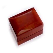 Luxusní krabička na šperky možnost vlastního textu MA-3