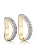 Ocelové snubní prsteny Oidipus a Iokasté 029