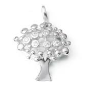 Stříbrný přívěsek strom života 010.00094