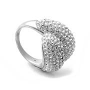 Stříbrný prsten Swarovski 010.00176