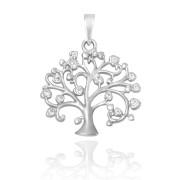 Stříbrný přívěsek strom života K1794