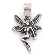Stříbrný přívěsek  - víla ochránkyně s křídly 02.000.00012