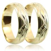 Snubní prsteny P6R1