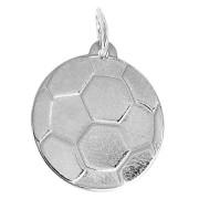 Stříbrný přívěsek fotbalový míč PA0036