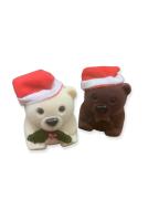 Krabička vánoční medvědVV3