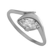 Zlatý prsten se zirkonem 010.00206