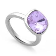 Oceový prsten Brosway růžový kámen Tring Altruism 01.BTGC78