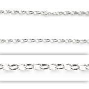 Stříbrný náhrdelník anker 000.00085