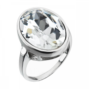 Stříbrný prsten Swarovski 190.00004