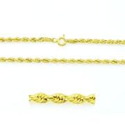 Zlatý řetízek valis žluté zlato 000.00005