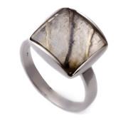 Stříbrný prsten Swarowski elements 190.00015