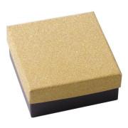 Krabička velká se třpytkami zlatá SF012-Z