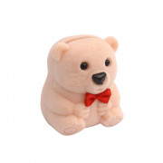 Krabička béžový medvěd GD-8-A20