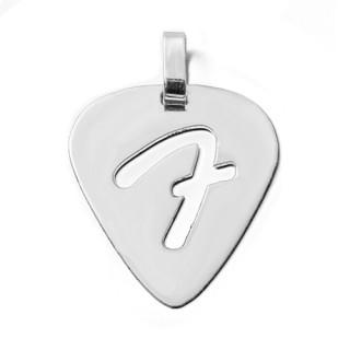 Stříbrný přívěšek trsátko-Fender 09.00009