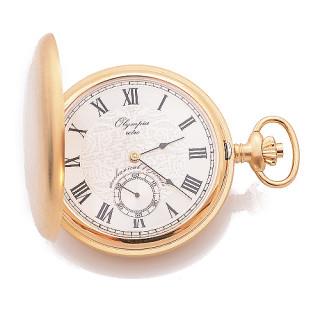 Kapesní hodinky Olympia 35032 s řetízkem