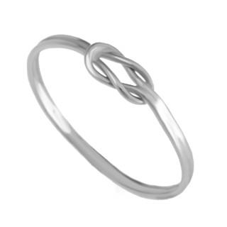 Zlatý prsten uzel mini 000.00001