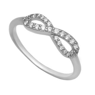 Zlatý prsten nekonečno ZZ11