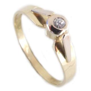 Zásnubní prsten se zirkonem 05.1021966