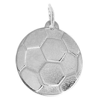 Zlatý přívěsek fotbalový míč PA0036