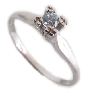 Zlatý zásnubní prsten se zirkonem - korunka 9130777