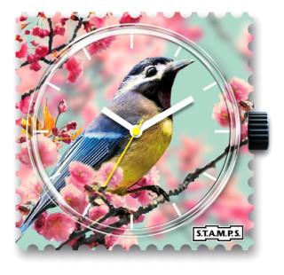 Hodinky S.T.A.M.P.S. model Romantic bird