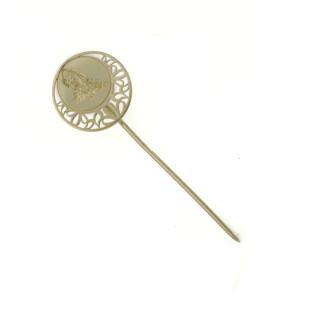 Zlatá jehlice do klopy odznáček znamení