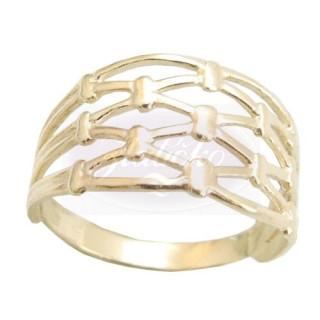 Zlatý prsten mřížka 000.00056