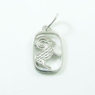 Přívěsek z bílého zlata znamení beran 000.00017