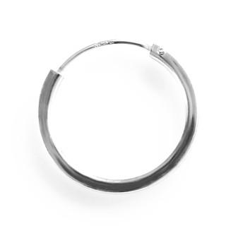 Stříb.kroužky, průměr 16mm. - 1 ks. 06.000.00073