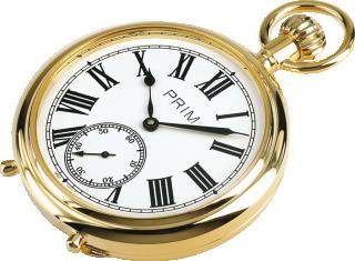 Kapesní hodinky Prim mechanické W04P.10079.A
