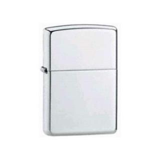 Zippo zapalovač - leštěné stříbro 28003