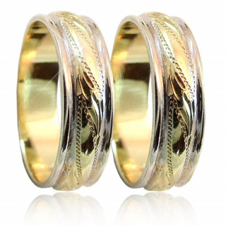 Snubní prsteny B15