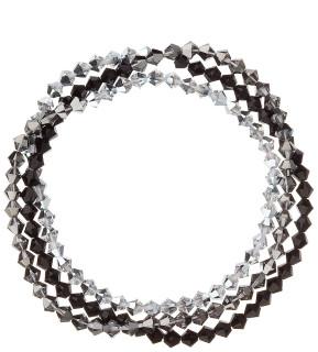 Náramek Swarovski B33081.5 silver