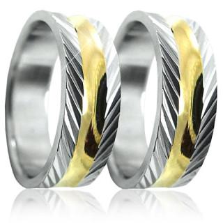 Ocelové snubní prsteny 04.SRI5246