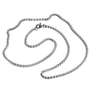 Ocelový řetízek hádek 11.00019