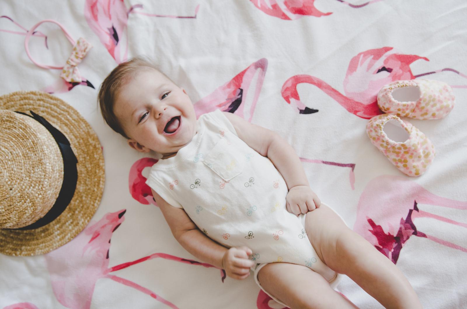 Jaké náušnice pro miminko?