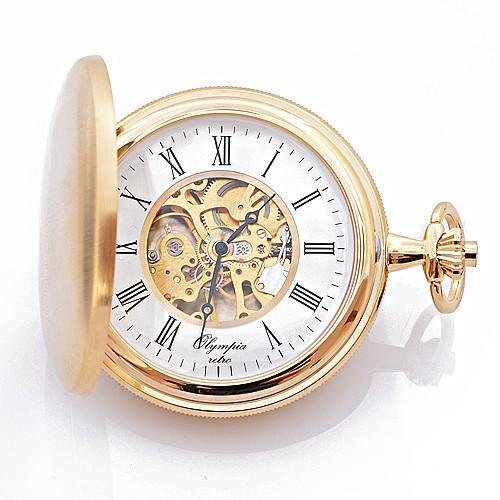 Kapesní hodinky Olympia