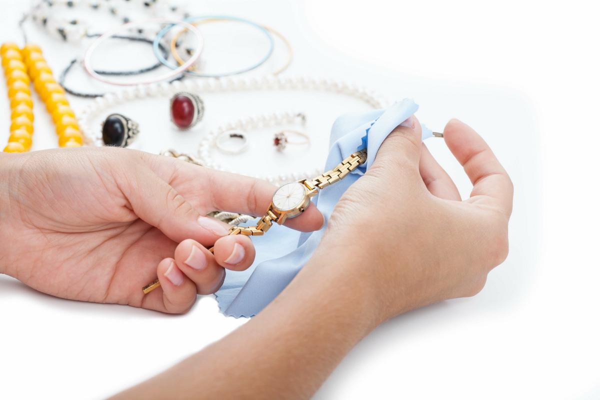 Jak vyčistit šperky?